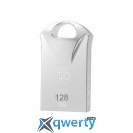 T&G 128GB 106 Metal Series Silver USB 3.0 (TG106-128G3)