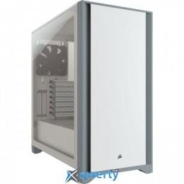 CORSAIR 4000D Tempered Glass White (CC-9011199-WW)