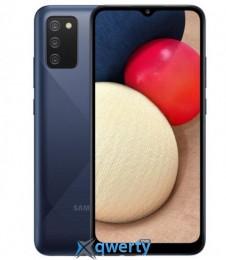 Samsung Galaxy A02s 3/32Gb (SM-A025FZBE) UA Blue