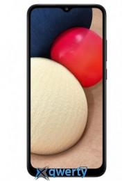 Samsung Galaxy A02s 3/32Gb (SM-A025FZKE) UA Black