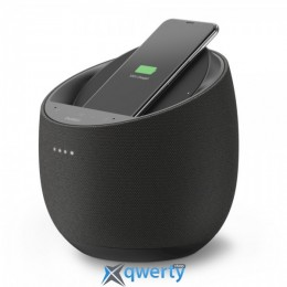 Belkin Смарт спикер + беспроводная зарядка Devialet Soundform Elite [G1S0001VF-BLK]