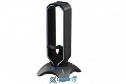 Headset Stand RGB USB Black (2E-GST310UB)