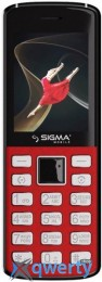 Sigma mobile X-style 24 Onyx Dual Sim Red (24 Onyx Red)