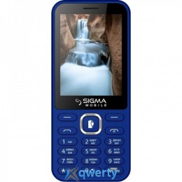 Sigma mobile X-style 31 Power Dual Sim Blue (31 Power Blue)