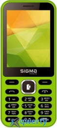 Sigma mobile X-style 31 Power Dual Sim Green (31 Power Green)