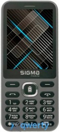 Sigma mobile X-style 31 Power Dual Sim Green (31 Power Grey)