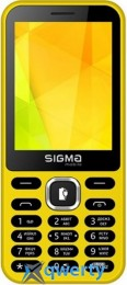 Sigma mobile X-style 31 Power Dual Sim Yellow (31 Power Yellow)