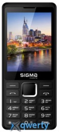 Sigma mobile X-style 36 Point Dual Sim Black (X-Style 36 Point Black)