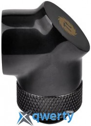Thermaltake Pacific G1/4 90 Degree Adapter Black (CL-W052-CU00BL-A)