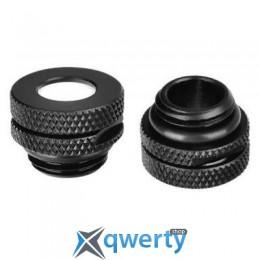 Thermaltake Pacific G1/4 Pressure Equalizer Stop Plug w/ O-Ring Black (CL-W086-CU00BL-A)