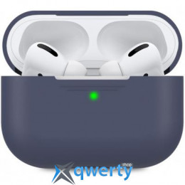 MakeFuture Apple AirPods Pro Silicone Blue (MCL-AAPBL)