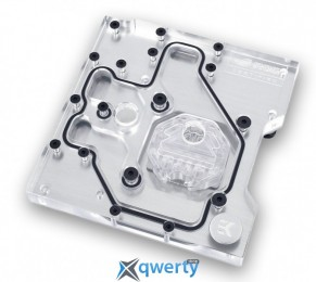 EKWB EK-FB Asus Maximus IX Hero Monoblock Nickel (3831109821688)