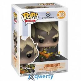 Funko POP! Vinyl: Games: Overwatch S3: Junkrat (FUN868) купить в Одессе
