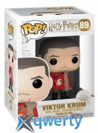 Funko POP! Vinyl: Harry Potter S7: Viktor Krum (Yule) (FUN2427)