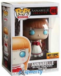 Funko POP! Vinyl: Horror: Annabelle: Cute Doll (Exc) (FUN2489)