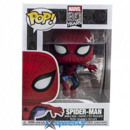 FunkoPOP! Bobble: Marvel: 80th First Appearance: Spider-Man (FUN2549311)