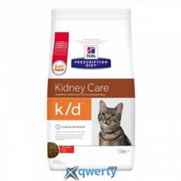 Hills (Хилс) Prescription Diet Feline K/D 5 кг. (при болезни почек) (4308)