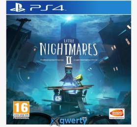 Little Nightmares 2 PS4