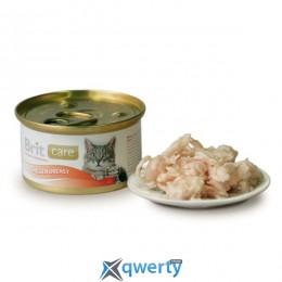 Brit Care Cat Chicken Breast 80 г для кошек (куриная грудка) (1111142277)