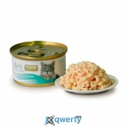 Brit Care Cat Kitten Chicken 80 г для котят (курица и сыр) (1111142274)