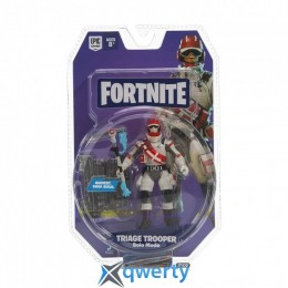 Fortnite Jazwares Solo Mode Triage Trooper S3, 10 см. (FNT0099)