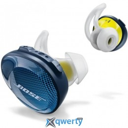 Bose SoundSport Free Wireless Midnight Blue/Citron 774373-0020