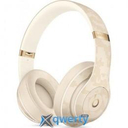 Beats by Dr. Dre Studio3 Wireless Headphones Beats Camo Collection Sand Dune (MWUJ2)