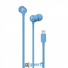 Beats by Dr. Dre urBeats3 Earphones with Lightning Connector Blue (MUHT2)