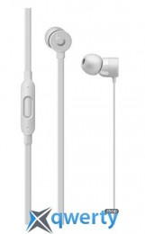 Beats by Dr. Dre urBeats3 Earphones with Lightning Connector Satin Silver (MU9A2)