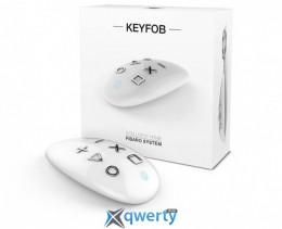 Fibaro KeyFob, Z-Wave, 3V CR2450, IP54, белый (FGKF-601_ZW5)