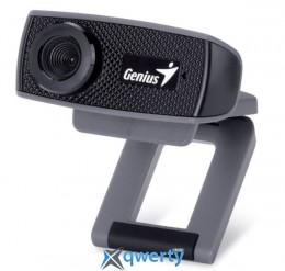 GENIUS Facecam 1000X V2 USB Black (32200003400)