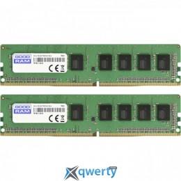 GOODRAM DDR4 2400MHz 16GB (2x8) (GR2400D464L17S/16GDC)