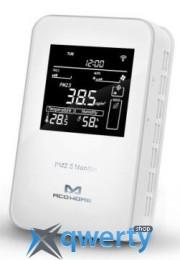MCO Home Умный датчик 3в1: PM2.5, темп., влажн., Z-Wave, 230V АС, белый (MH10-PM2.5-WA)