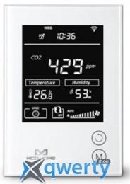 MCO Home Умный датчик 4в1: СО2, темп., влажн., VOC., Z-Wave, 230V АС, белый (MH9-CO2-WA)