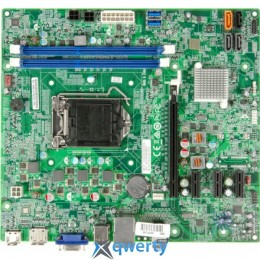 ECS H81H3-EM2 + Intel Pentium G3250 Bulk