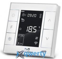 MCO Home Умный термостат для электрического теплого пола, Z-Wave, 230V АС, 16А, белый (MH7H-EH-WHITE)