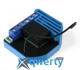 Qubino Умное реле Flush 1D, с сухим контактом, Z-Wave, 230V АС/30V DC, 10А (ZMNHND1)