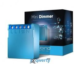 SMART HOME Z-Wave Умное реле Qubino Mini Dimmer, 150-200W max, 230V АС (ZMNHHD1)