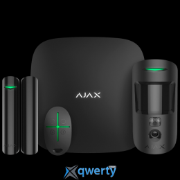 Ajax StarterKit Cam Plus black (000019876)