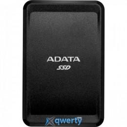 ADATA SC685 2TB USB 3.2 Type-C 3D NAND TLC Black (ASC685-2TU32G2-CBK) External 2.5