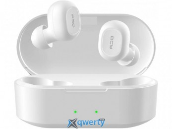 QCY T1S True Wireless Headset White