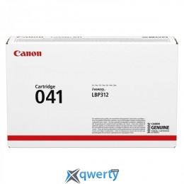 CANON 041 (0452C002AA) BLACK