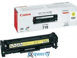 CANON 718 BLACK (2662B002AA)