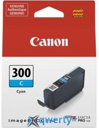 CANON PFI300C (4194C001AA) CYAN