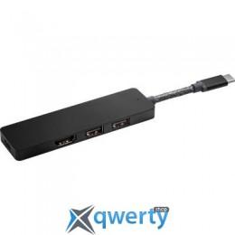 HP Elite Dock USB-C Hub (4WX89AA)