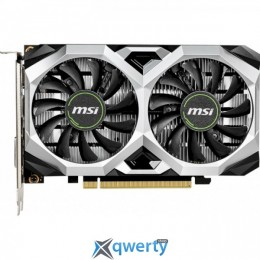 MSI GeForce GTX 1650 Ventus XS 4G OCV1 (DVI, HDMI, DisplayPort)