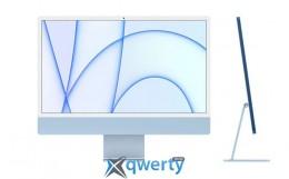 Apple iMac M1 24 4.5K 256GB 8GPU (Blue) 2021