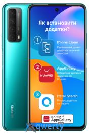 HUAWEI P SMART 2021 4/128GB NFC CRUSH GREEN (51096ADV)