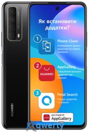 HUAWEI P SMART 2021 4/128GB NFC MIDNIGHT BLACK (51096ADT)