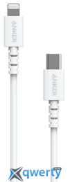 ANKER POWERLINE SELECT USB-C TO LIGHTNING - 0.9М V3 WHITE (A8612G21)